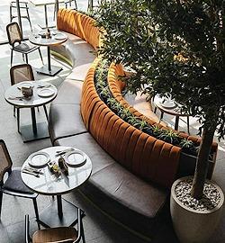 Kualitas Bahan Sofa Cafe