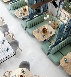 Cara Menentukan Desain Sofa Cafe